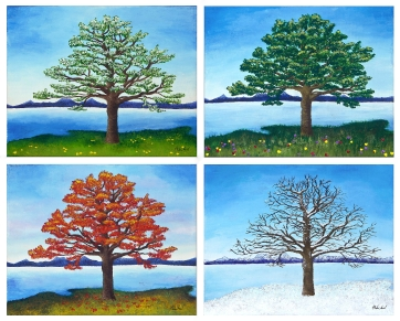 Four Seasons - Click here to order prints!