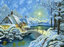 Winter Wonderland. My depiction